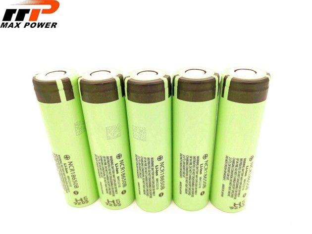 Genuine Original SANYO Lithium Ion Rechargeable Battery NCR18650B 3350mAh 3.7V For EV Electric Vehicles KC CB UL