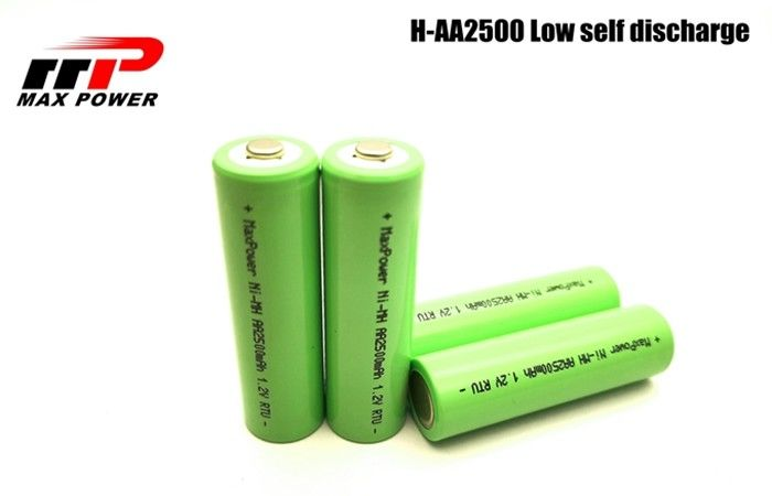 CB KC Nimh AA 2500mAh 1.2V Low Self Discharge Battery