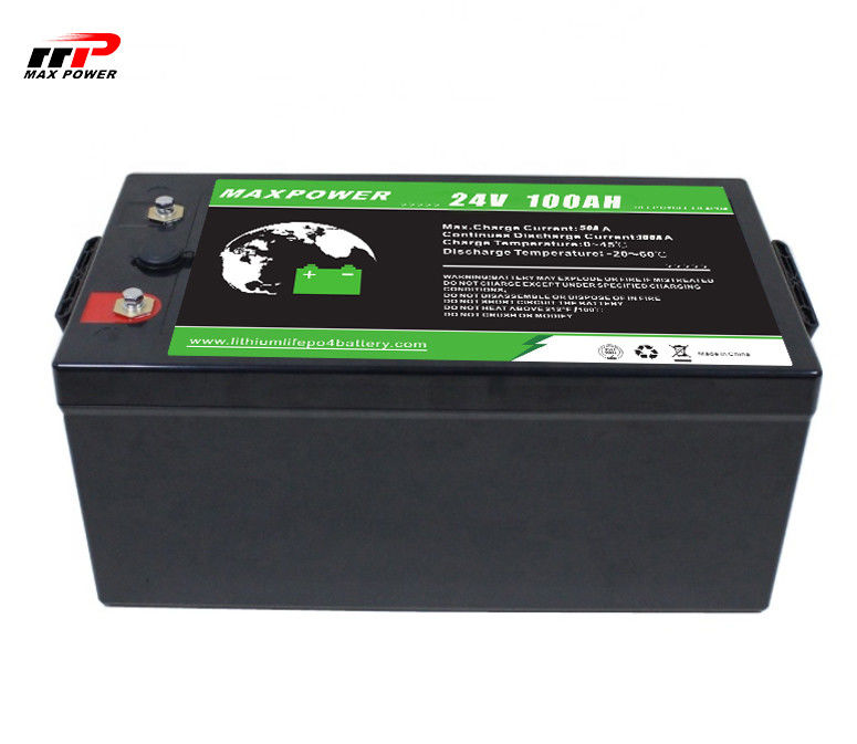 2000 cycles UN38.3 MSDS 24V 100Ah ESS Storage Battery Pack